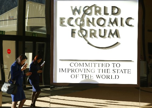 Davos offers unsettling glimpse of new world order