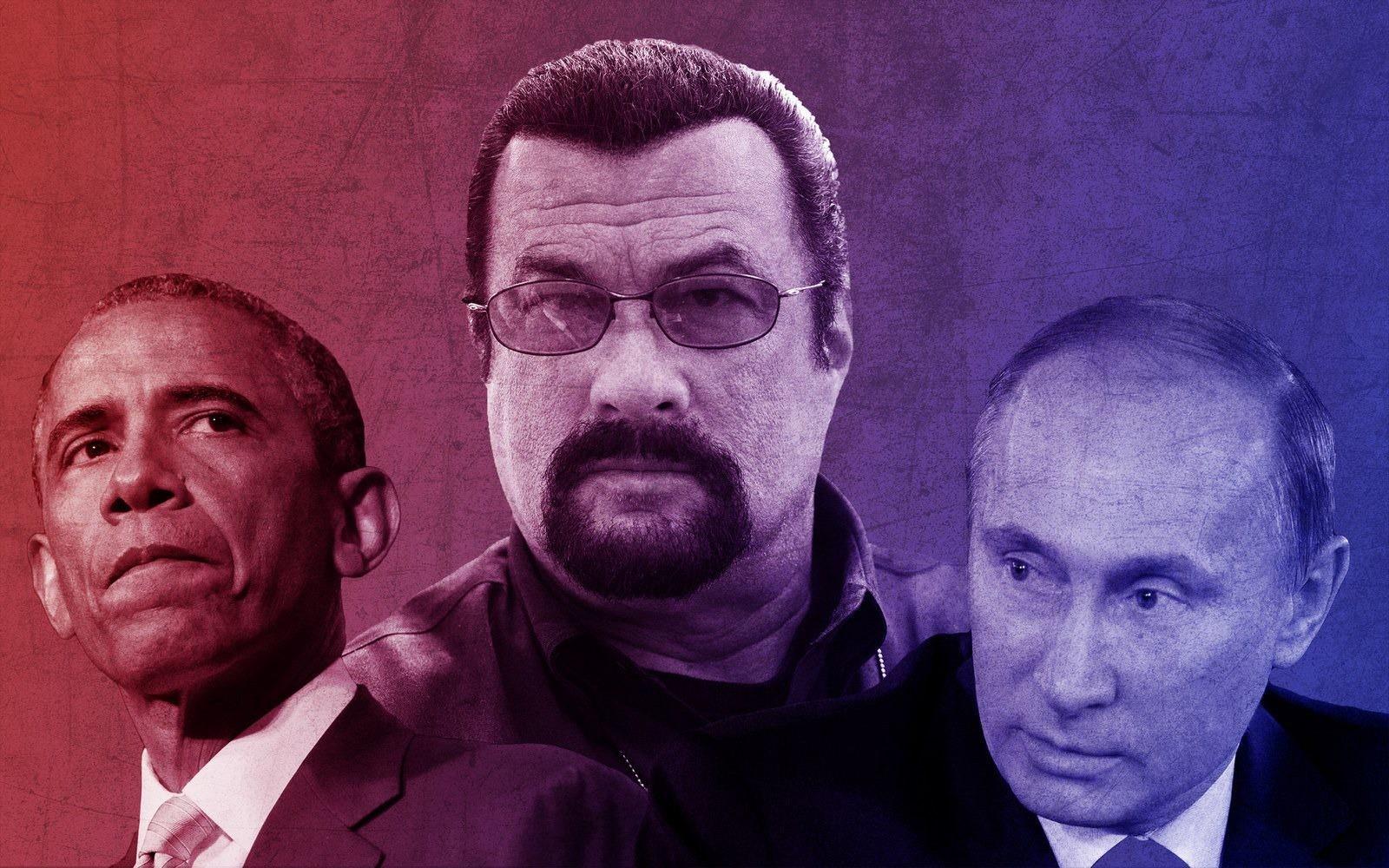 Putin's Action Hero: How Steven Seagal Became the Kremlin's Unlikeliest Envoy
