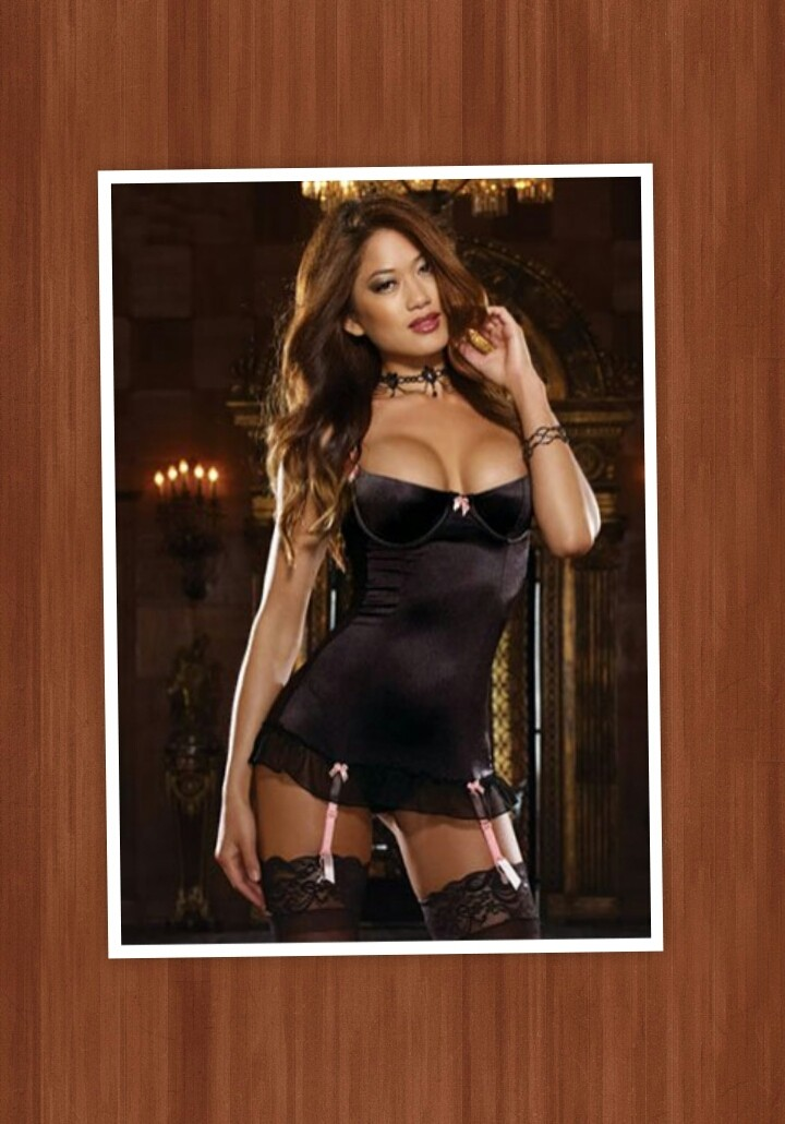 Show him/her your even sexier side ladies, with some sexy lingerie from your magic closet today. ..