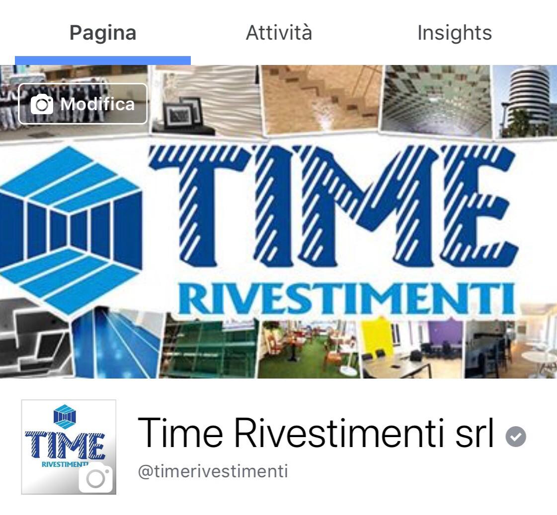 Seguici anche su Facebook. www.facebook.com/timerivestimenti