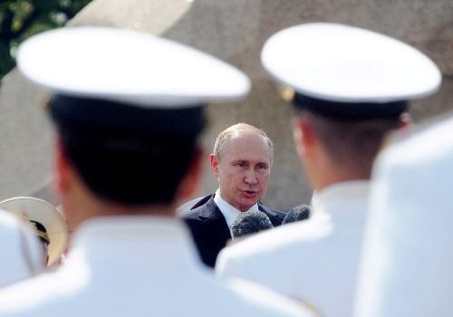 La Russie en avance dans la course aux armes nucléaires