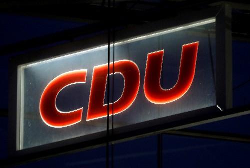 CDU-Granden rufen vor Parteitag zu Einheit auf