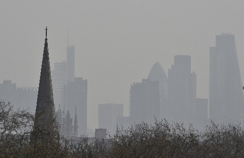 City of London plans to cut speed limit to reduce pollution
