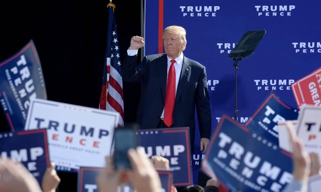'We're like athletes': Trump proposes drug testing before final debate