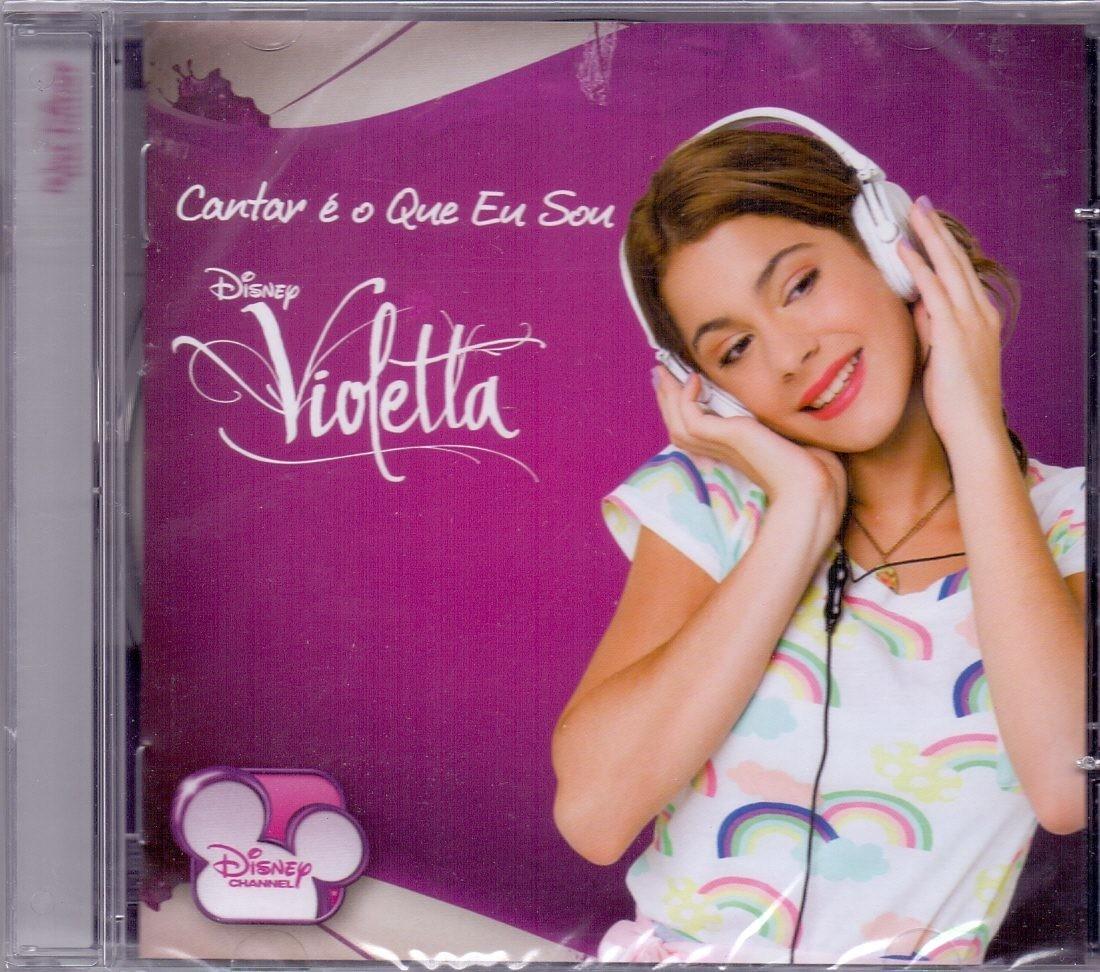 Cd Violetta - Cantar é o que eu sou