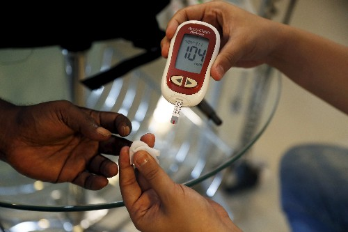 Many diabetics needlessly test blood sugar at home