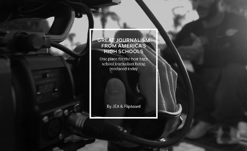 """Announcing """"Great Journalism from America's High Schools""""—Call for Submissions"""