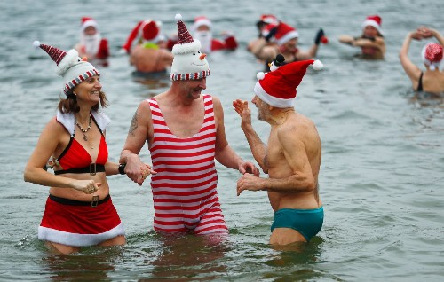 Christmas Day 2017 in Pictures