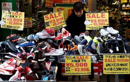Japan's key inflation gauge hits three-year high, offers little respite for BOJ