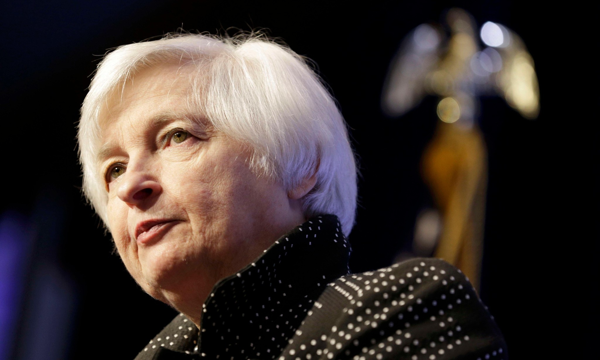Uneasy calm in markets over expected US rate increase, say central bankers