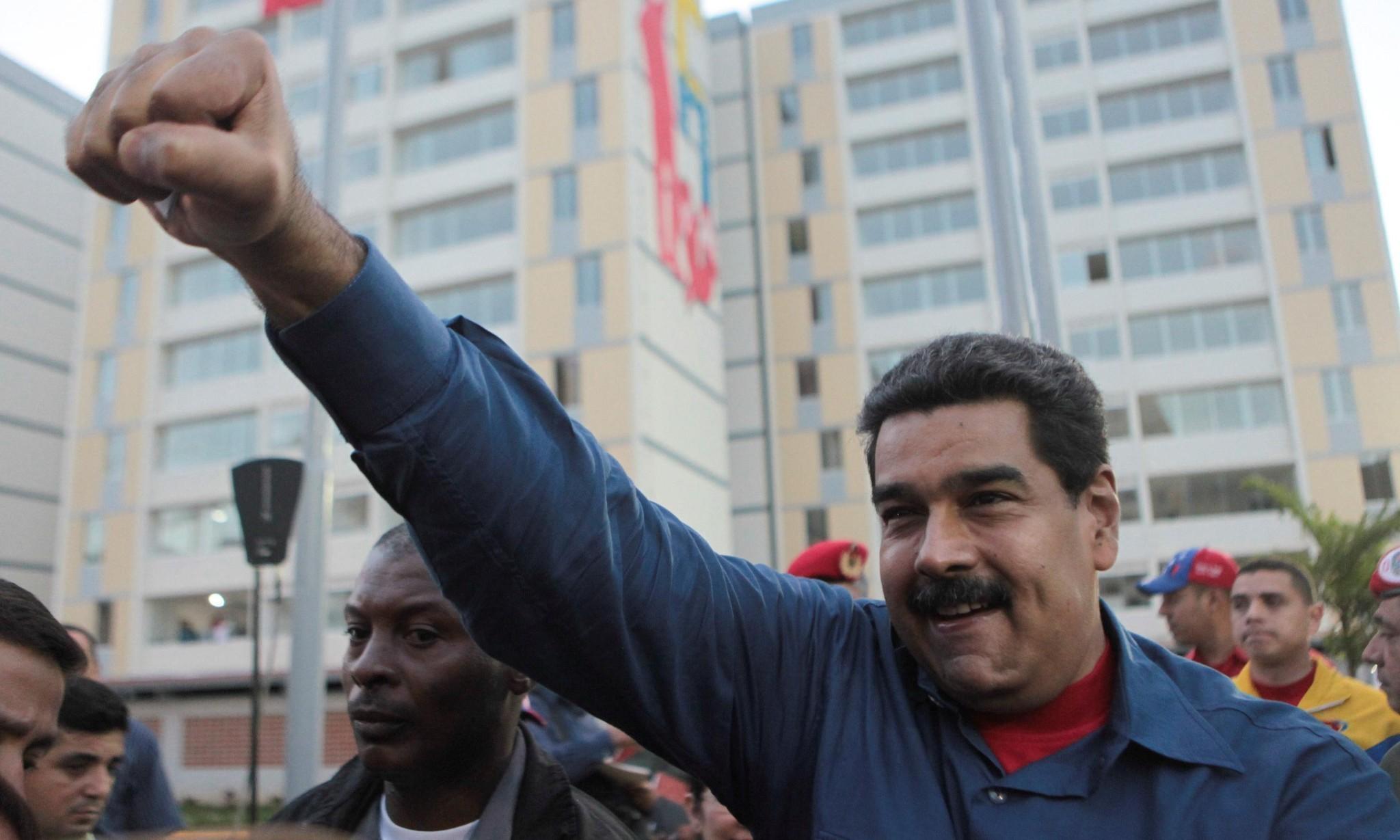 Venezuela takes first step toward recall referendum of Nicolás Maduro
