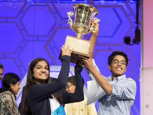 Spelling Bee 2015 Finals: Pictures