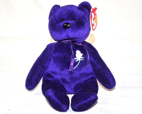 What Was the Princess Diana Beanie Baby?