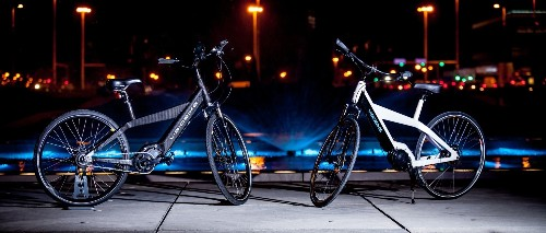 The iPhone-Controlled Visiobike Will Take You For A Ride
