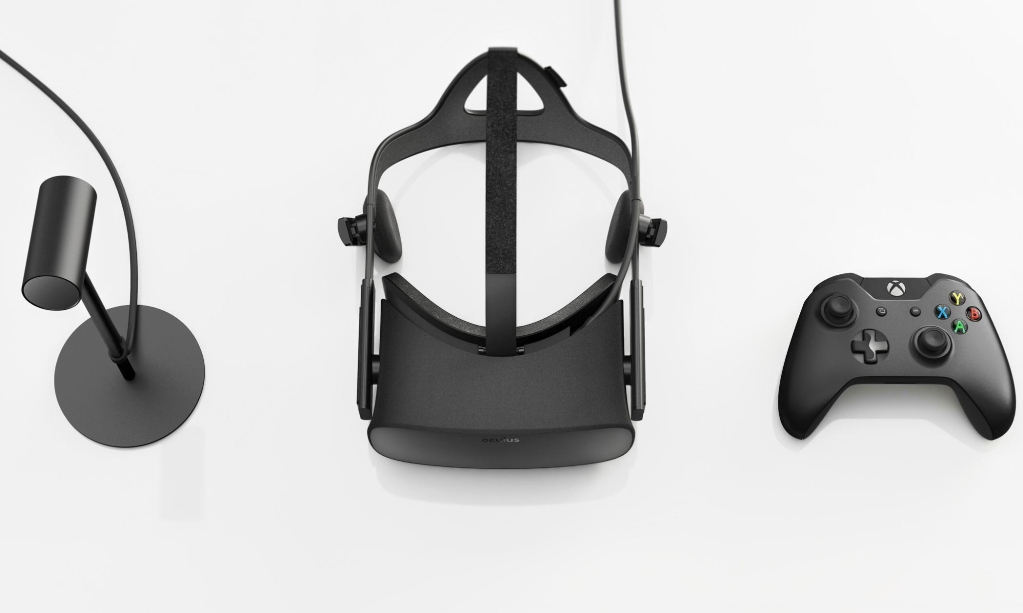Oculus Rift: Facebook's virtual reality headset is here – at a price