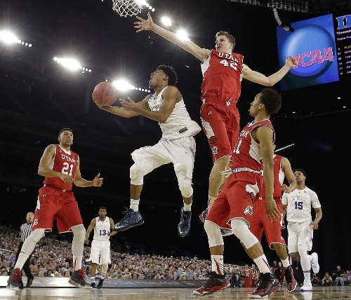 NCAA Sweet 16 Action: In Pictures