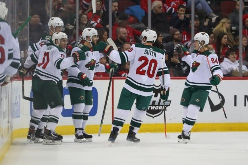 Wild top Devils, stop losing streak