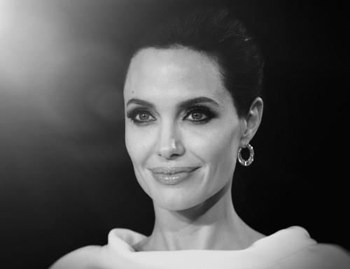 Angelina Jolie Turns 40