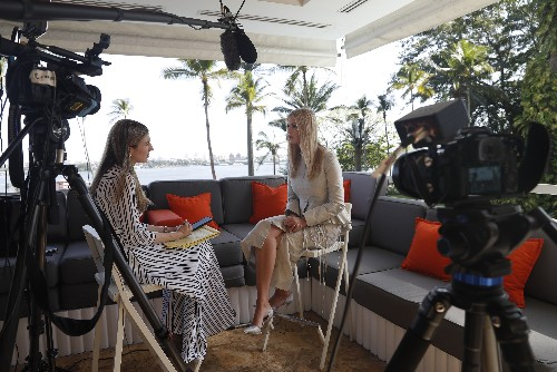 AP Interview: Ivanka Trump says Africa would inspire her dad