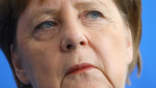 Merkel - Keine Entscheidung über US-Anfrage für Straße von Hormus