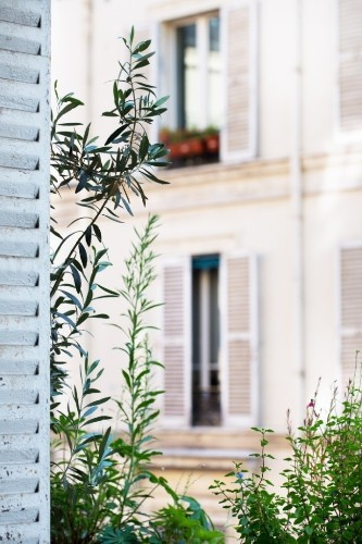 How to Garden Like a Frenchwoman: 10 Ideas to Steal from a Paris Balcony