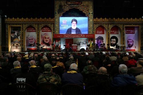 Crisis puts Lebanon's survival at stake, Hezbollah warns
