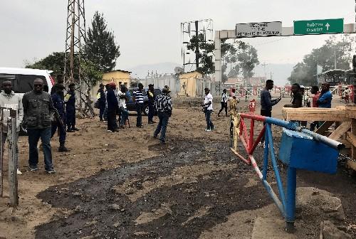 Ebola: Le Rwanda affirme que sa frontière avec la RDC à Goma est ouverte