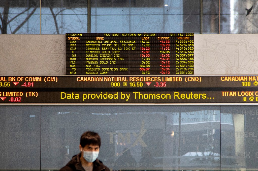 TSX edges lower as energy stocks weigh