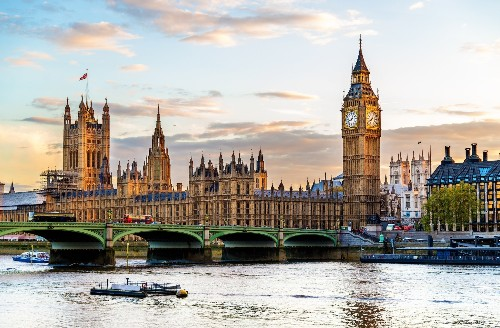 Travel To London 101