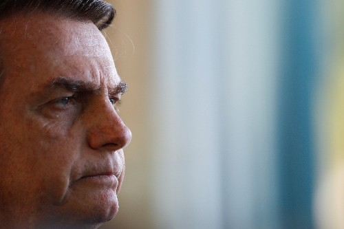 Brazil's Bolsonaro to rest four more days after surgery