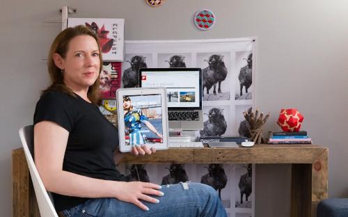 Spotlight: The Moment Magazine Co-Curator Jennifer Frye