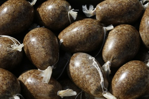 Haggis is growing in popularity, and not just in Scotland