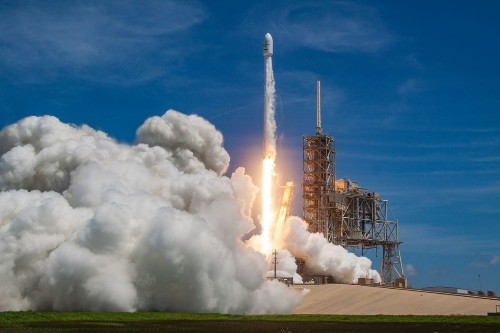 SpaceX will launch its second rocket in 48 hours on Sunday