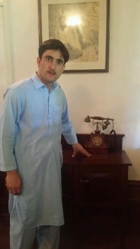 Ziarat Balochistan - Magazine cover