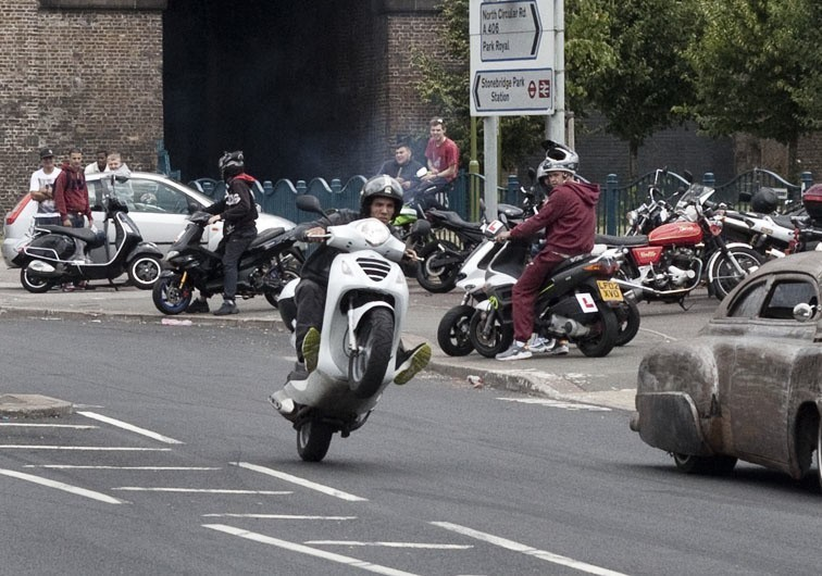The UK's Teenage Moped Gangs Have a New Subculture