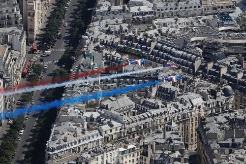 Bastille Day in Paris: Pictures