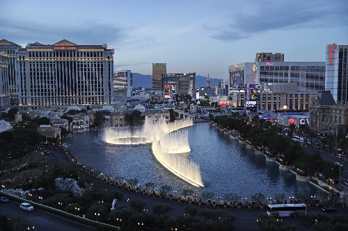 MGM Resorts sells Circus Circus, Bellagio on Las Vegas Strip