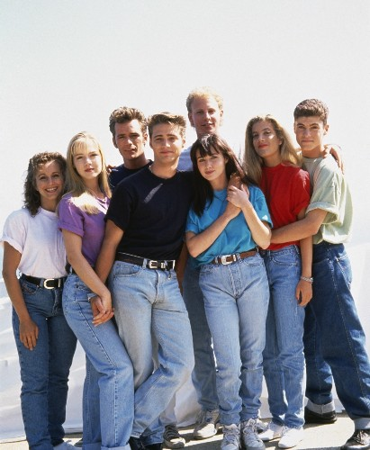 Luke Perry: A Life in Pictures
