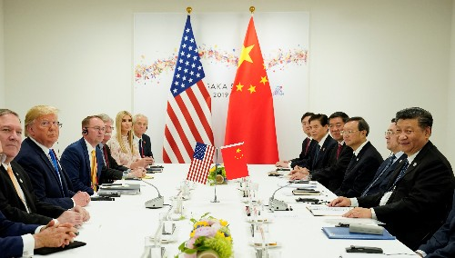 Experts think Trump policy on China counterproductive: draft letter