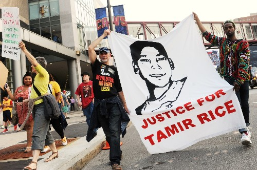 Cleveland policeman who fatally shot Tamir Rice is fired