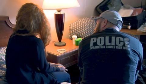 Children rescued, pimps arrested in international prostitution crackdown