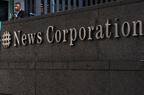 News Corp exploring potential sale of News America Marketing business
