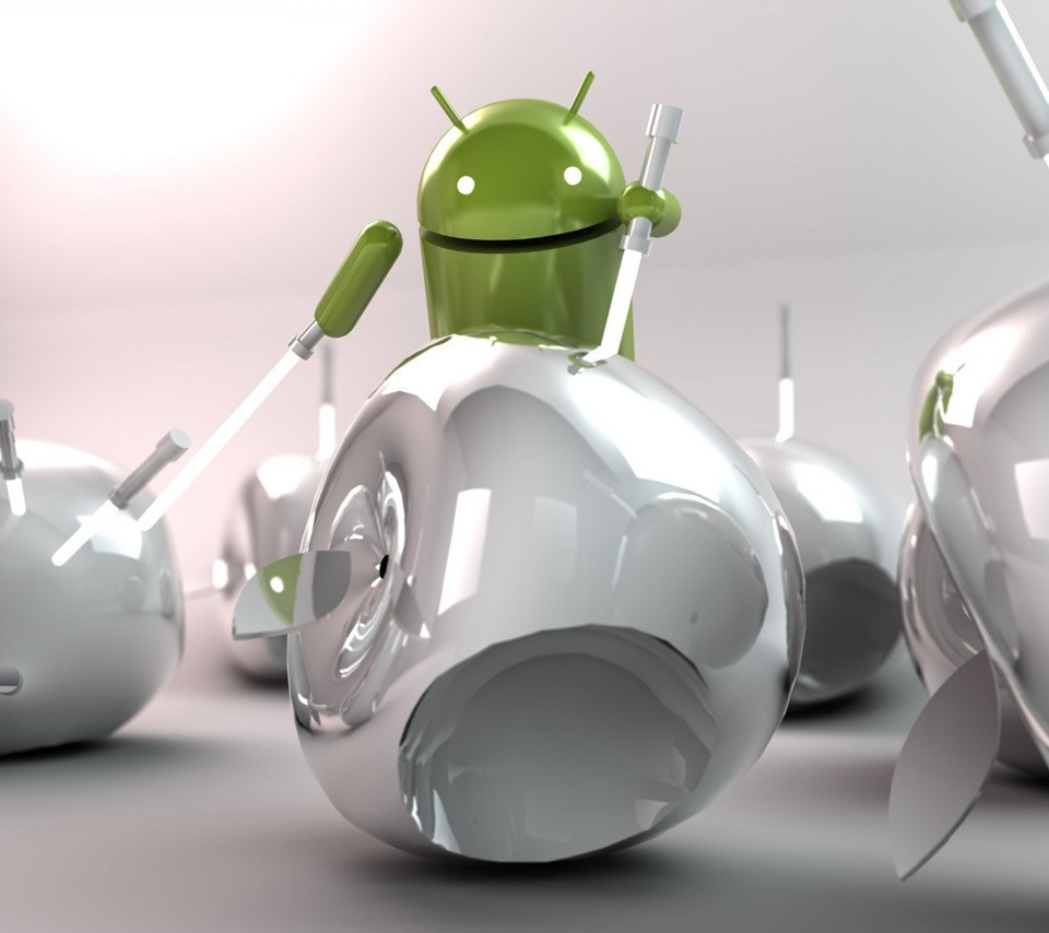 Android & Local Interests cover image