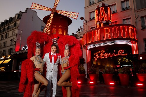 Moulin Rouge Celebrates 130th Anniversary: Pictures