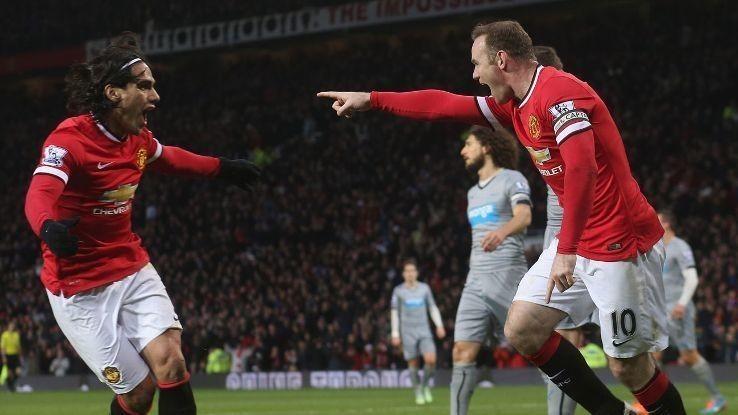 Manchester United captain Wayne Rooney set to keep midfield spot at Tottenham