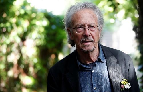 Austria's Handke and Poland's Tokarczuk win Nobel literature prizes
