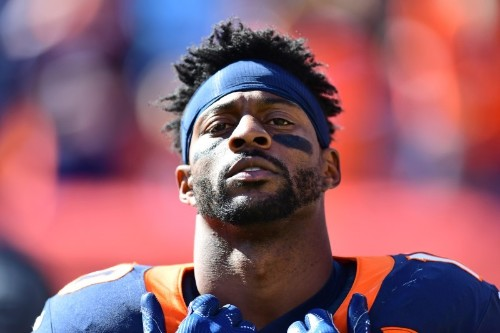 49ers acquire WR Sanders from Broncos