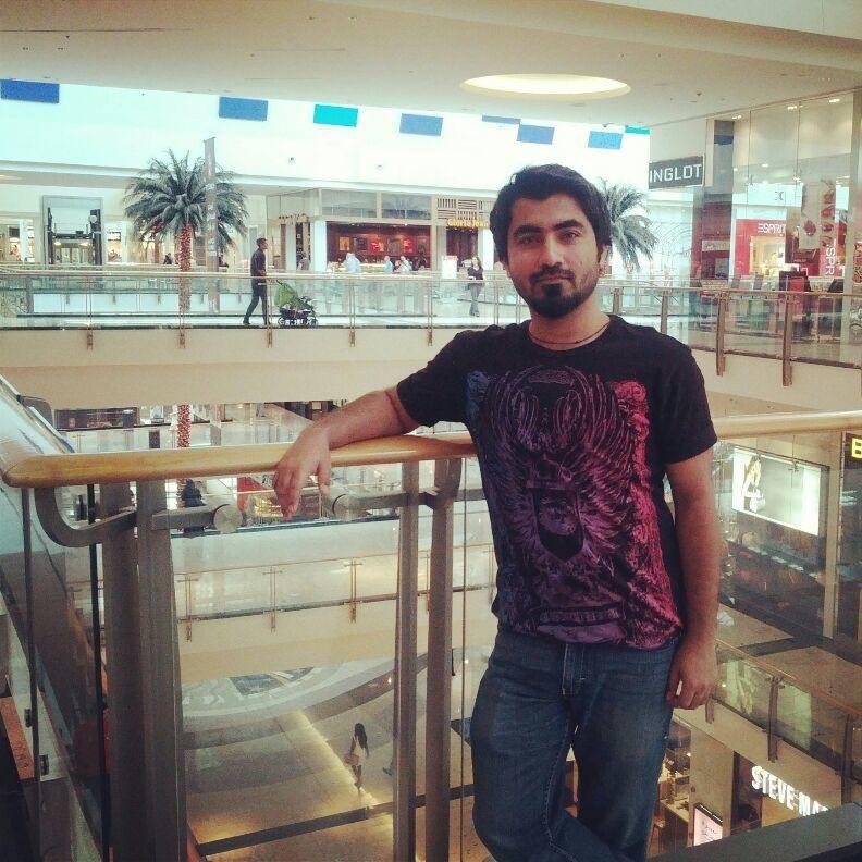 At city center...Bahrain
