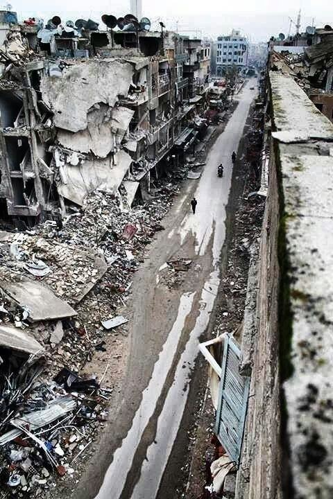 #Douma #Damascus