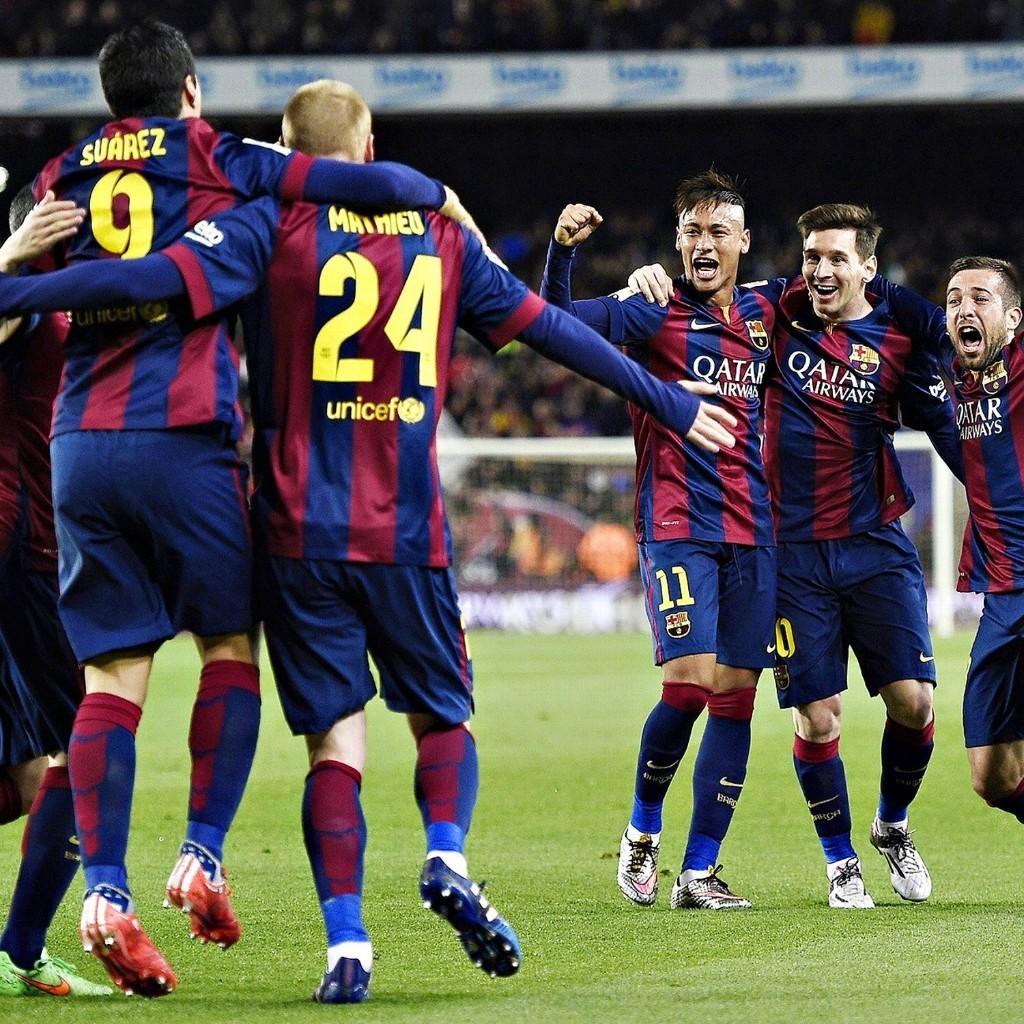 Barcelona win Clasico, take four-point La Liga lead; Sevilla sink Villarreal